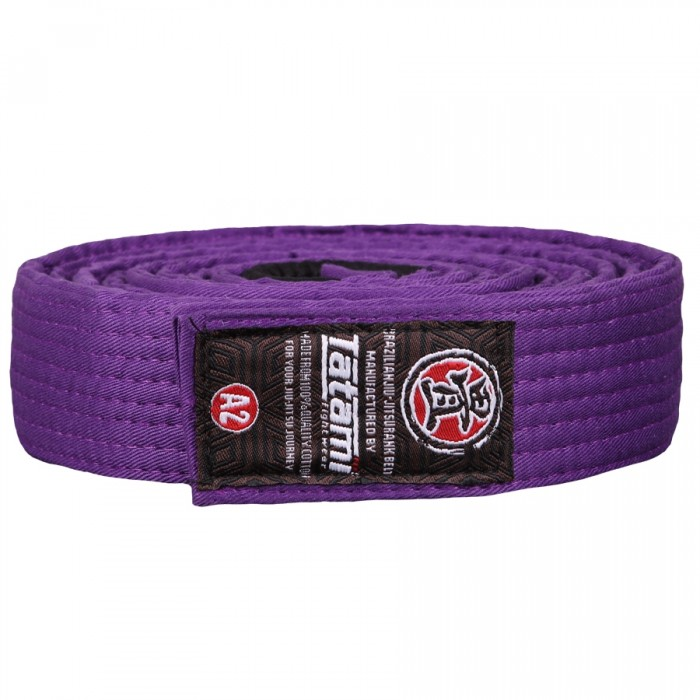 Пояс Tatami Adult BJJ Rank Belt (Purple)