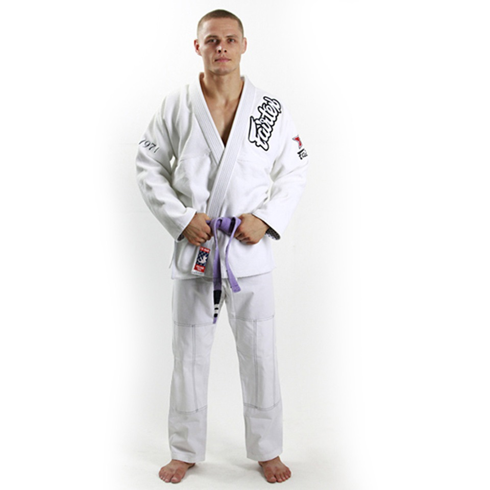 Кимоно FAIRTEX BJJ Gi White&