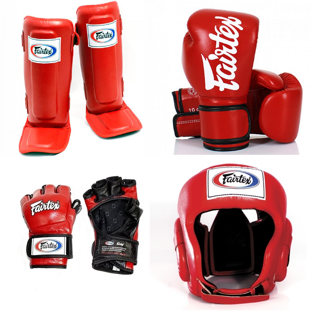 Набор Fairtex Red1