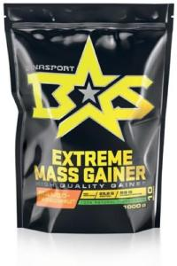 Гейнер Extreme Mass Gainer Binasport 1000 г вкус вишня