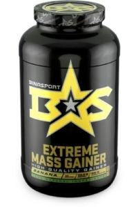 Гейнер Extreme Mass Gainer Binasport 2500 г вкус банан