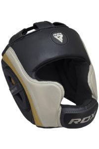 Шлем RDX Head Guard AURA T-17 Golden Black